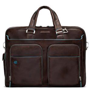 Piquadro – Borsa espandibile porta PC e porta iPad/iPad®Air – CA2765B2/MO