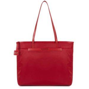 Piquadro – Shopping bag con scomparto porta iPad®Air/Pro 9,7 LOIRE – BD4010S91/R