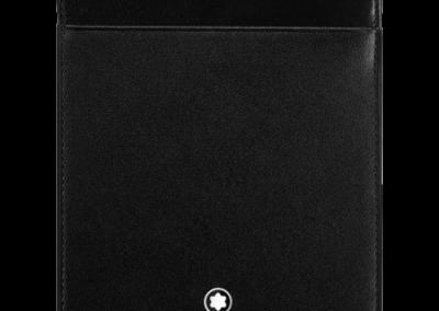 Montblanc – Custodia tascabile 4 scomparti - dettaglio 2