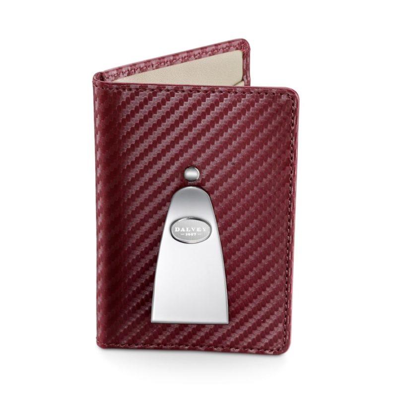 Dalvey – Porta documenti con clip ferma soldi Dalvey. – 3260