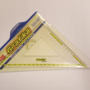Fara – Squadra tecnica Graphica per mancini, da 30cm angolo 45°. – GK/30-45