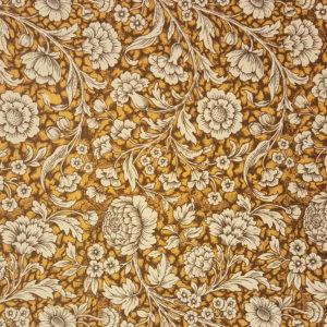 Carta Varese – Confezione da 5 fogli di carta Varese misura 100x70cm, peso carta: 100 g/mq. fantasia Paeonia gialla. – 313PAEONIAGI