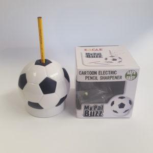 Villa – Temperino elettrico Pallone da calcio. – EG5012