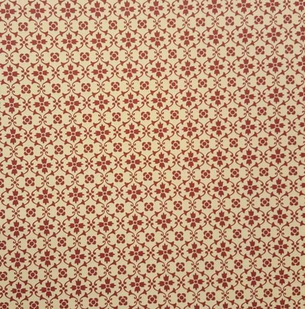 Carta Varese – Confezione da 5 fogli di carta Varese misura 100x70cm, peso carta: 100 g/mq. fantasia Greca bordeaux. – 161BGREBO