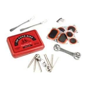 """Gentlemen's Hardware – Kit """"On your bike"""" per la riparazione della bicicletta – P300624"""