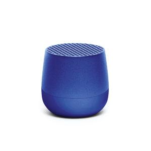 Lexon – Mini altoparlante speaker bluetooth MINO. Colore blu scuro – LA113MBF