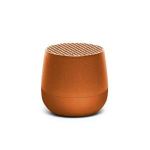 Lexon – Mini altoparlante speaker bluetooth MINO. Colore rame. – LA113MC