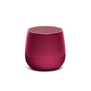 Lexon – Mini altoparlante speaker bluetooth MINO. Colore prugna. – LA113ME