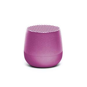 Lexon – Mini altoparlante speaker bluetooth MINO. Colore violetto. – LA113MF