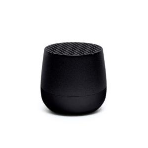 Lexon – Mini altoparlante speaker bluetooth MINO. Colore nero. – LA113MN