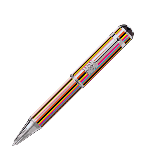 Montblanc – Penna a sfera Montblanc Great Characters The Beatles Edizione Speciale – 116258