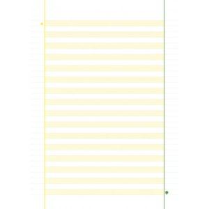Il Melograno – Confezione da 5 quaderni con riga da 1 cm, specifici per studenti disgrafici, disortografici, discalculi. – 760242