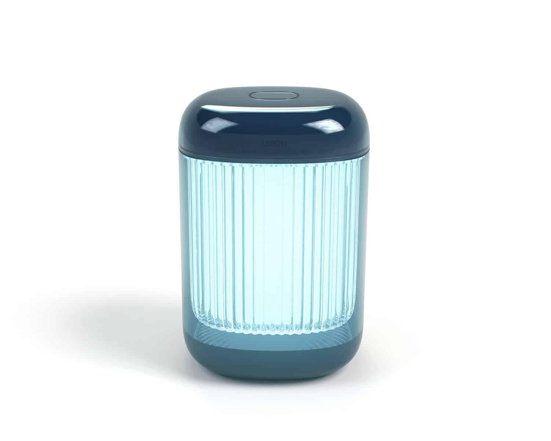 Lexon – SECRET LIGHT Design by Marc Venot. Colore blu – LH47DB