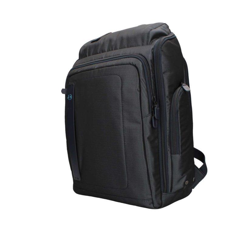 Piquadro – Zaino Piquadro Pulse porta PC e porta iPad®10,5″/iPad 9,7″ – CA3826P16/CHEVBLU