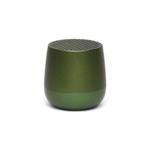 Lexon – MINO Mini altoparlante speaker bluetooth. Verde scuro – LA113TDG