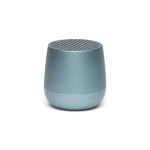 Lexon – MINO Mini altoparlante speaker bluetooth.Celeste metallizzato – LA113TLB