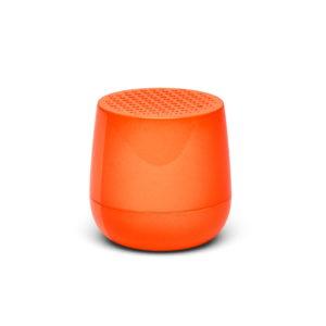 Lexon – MINO Mini altoparlante speaker bluetooth. Arancione fluo – LA113OF