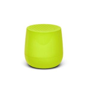 Lexon – MINO Mini altoparlante speaker bluetooth. Giallo fluo – LA113YF