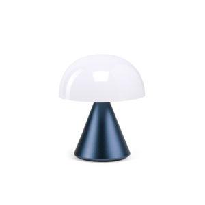Lexon – MINA, lampada a led con luce calda e fredda modulabile. Blu – LH60MDB