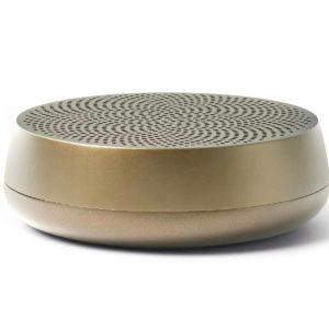 Lexon – MINO L Speaker Bluetooth ricaricabile. Colore Oro – LA121MD