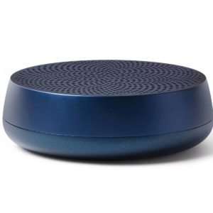 Lexon – MINO L Speaker Bluetooth ricaricabile. Colore blu – LA121MDB