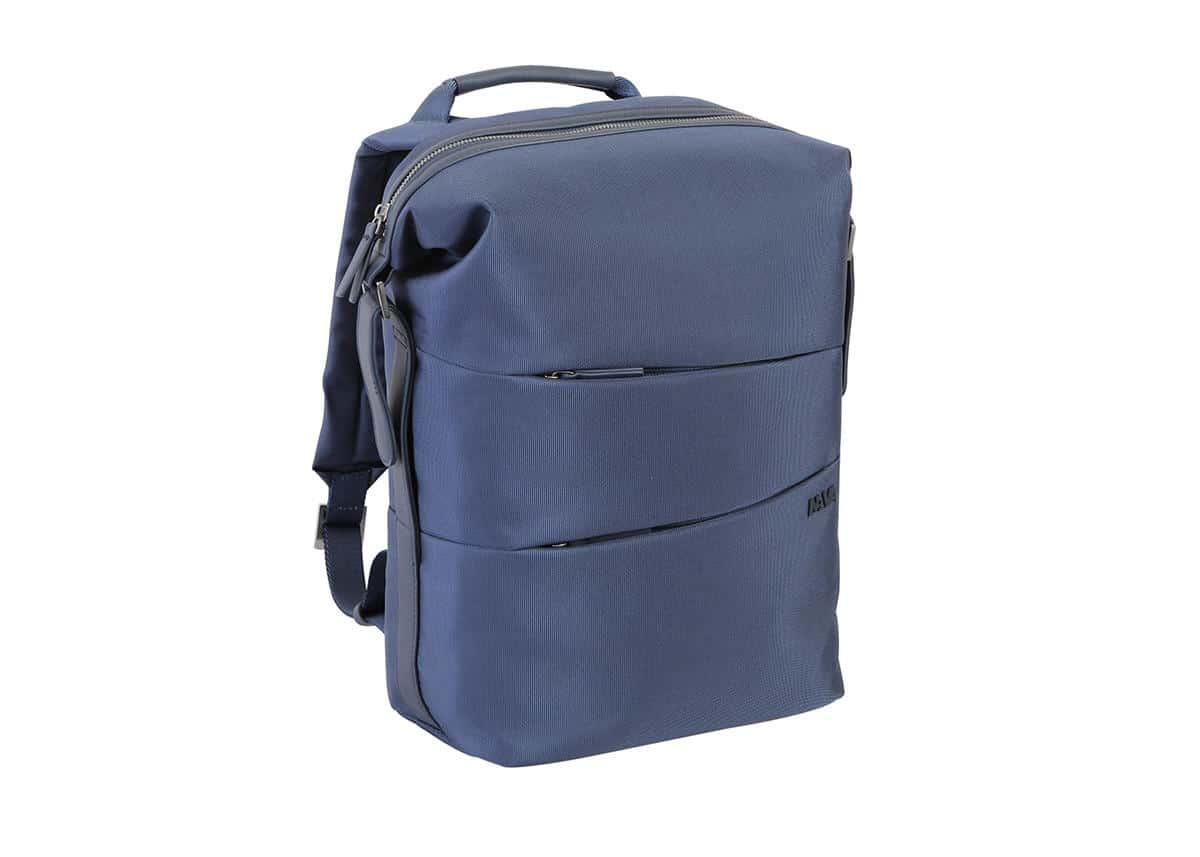 """Nava Design – Zaino organizzato Nava Design misura small della linea """"Traveller"""". Colore Blu avio – TR071AV"""