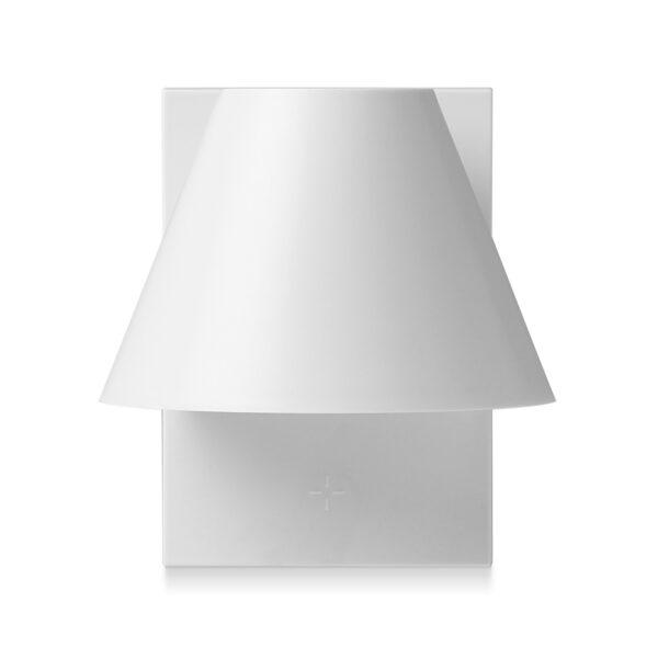 Lexon – HELLONITE Lampada Lexon  solare senza fili da finestra, colore bianco – LH62W