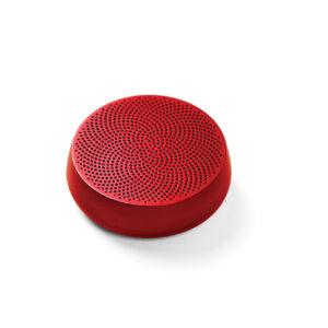 Lexon – MINO L Speaker Bluetooth ricaricabile , potenza 5W. Colore rosso – LA121MR